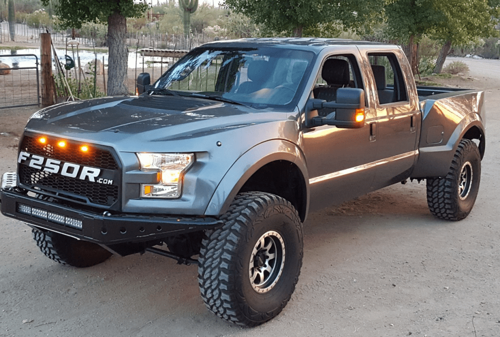 medium resolution of the superraptor conversion starts at 25 900 while the megaraptor will set you back 29 900 those are of course on top of the price of the pickup