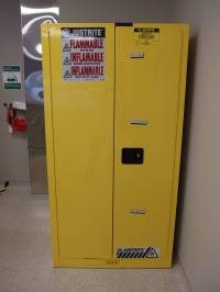 Used JustRite Sure Grip EX Flammable Liquid Storage ...