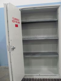 #503770 Upright Metal Flammable Storage Cabinet