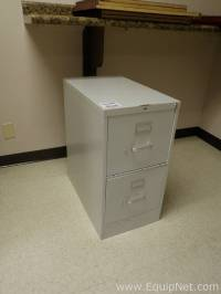 #509664 Hon 2 Drawer Filing Cabinet