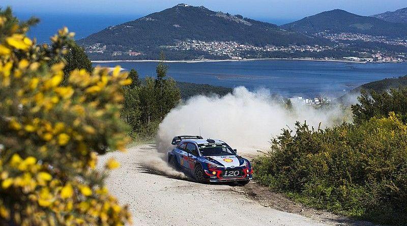 W.R.C : Neuville domina el Rally Portugues…
