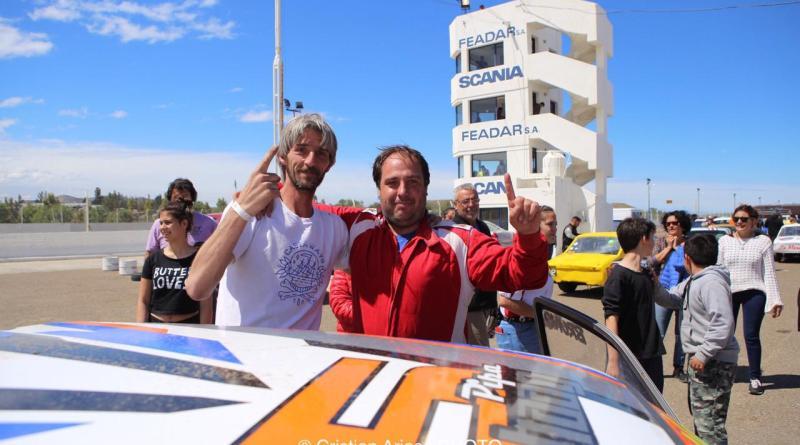 R 12: Ganó Gabriel Gonzalo