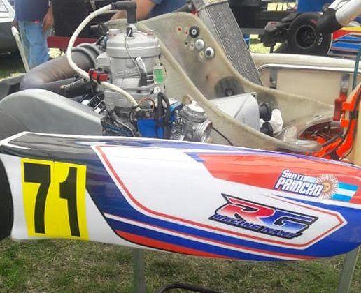 Argentino de Karting : Franco Colapinto Campeón Argentino.