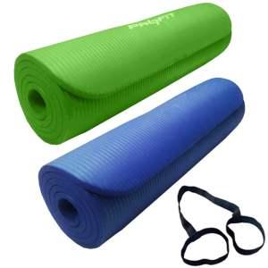 Colchoneta Tapete Abdominales Mat Yoga Profit Pilates