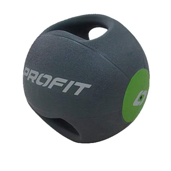 Balon De Peso Crossfit Agarre 5 Kg Profit Terapias + Fitness