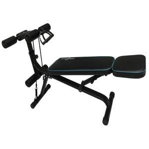 BANCO DE ABDOMINALES DECLINABLE SPORTFITNESS