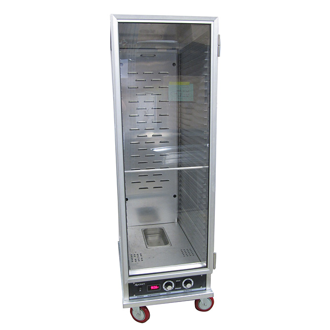 Adcraft 36Pan NonInsulated Heater Proofer Cabinet
