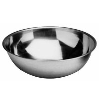 20 Quart Heavy-Duty Stainless Steel Mixing Bowl