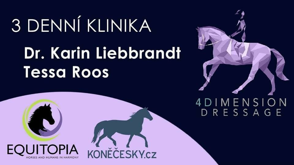 3-day clinic with Dr. Karin Liebbrandt and Tessa Roos