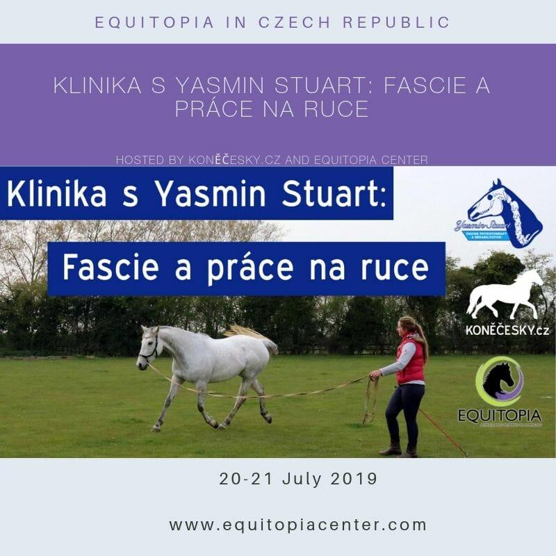 Equitopia Clinic Czech Republic July 2019