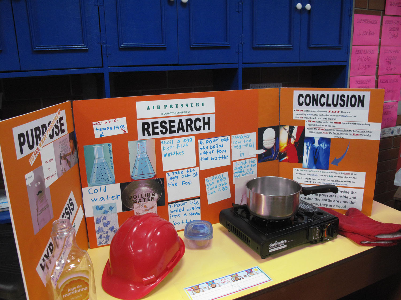 hight resolution of science fair