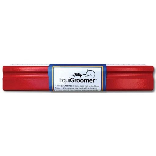 Brosse de Mue EquiGroomer - 9 L 25cm - Red - 1000x1000