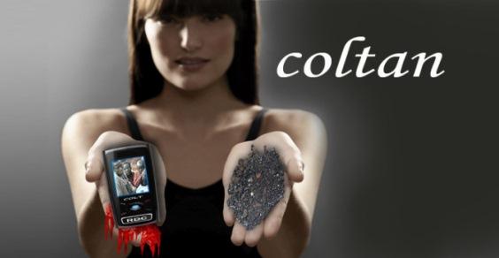 Libertà e democrazia: Coltan, sangue, guerra e schiavitu' in un cellulare