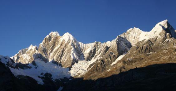 L'estinzione dei ghiacciai tropicali delle Ande