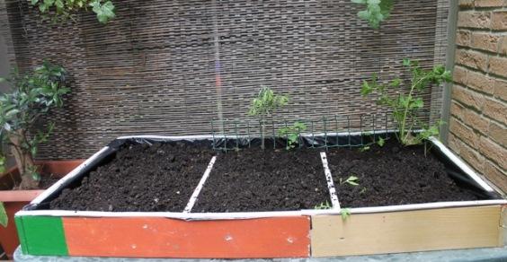 Orto sul balcone: come costruire un tavolo orto fai-da-te - Equo ...