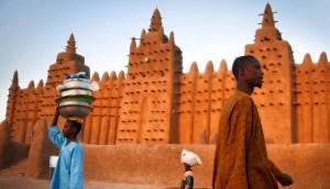 terra cruda Mali