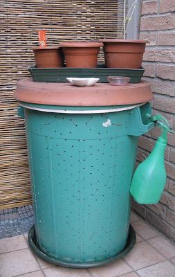 Costruisci la tua compostiera