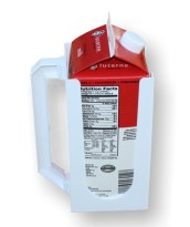 Carton Caddy ® XL 1/2 gallon holder for milk and juice