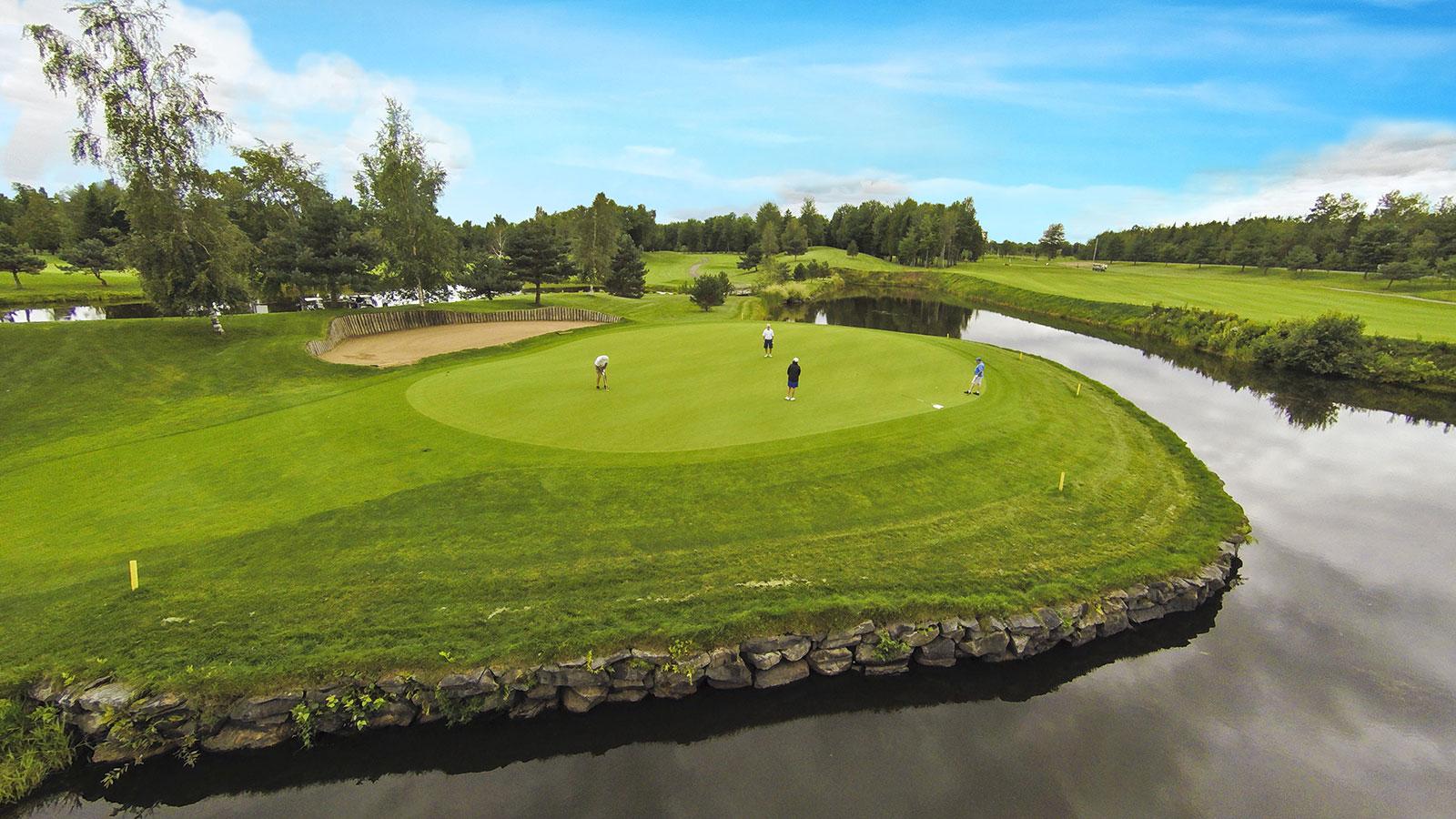 Club De Golf Des Bois Francs Rgion De Lrable