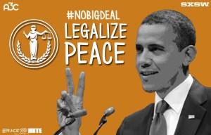 Legalize Peace Grafix