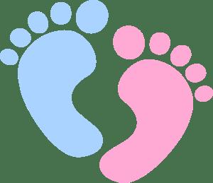 Huellas de bebé