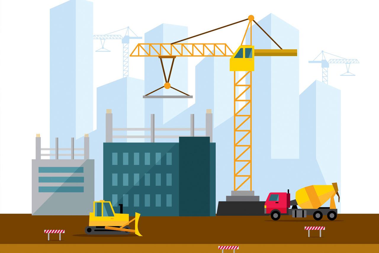 El sector de la construcción en Euskadi creció un 3% en 2018