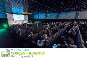 V Congreso Ciudades Inteligentes @ Espacio La Nave del Ayuntamiento de Madrid
