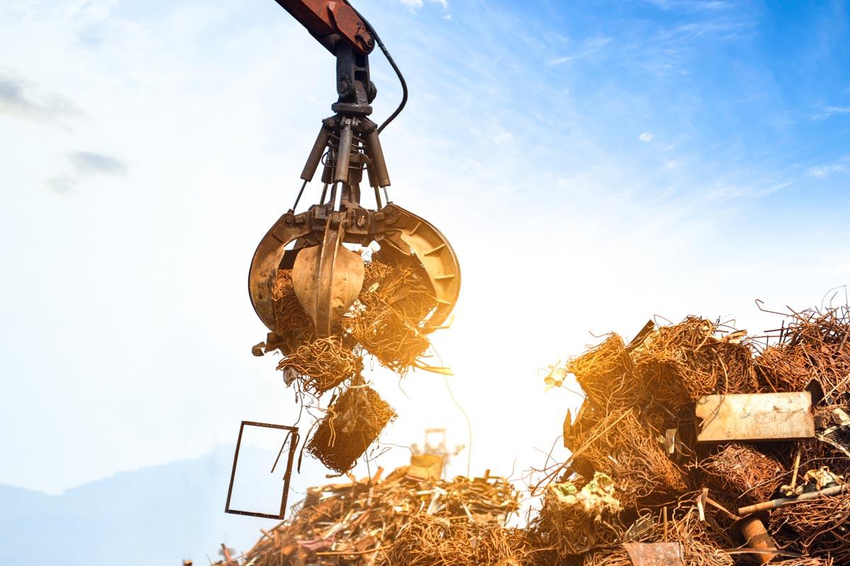 El 40% de los Residuos de Construcción y Demolición (RCD) son depositados en el medio de manera ilegal