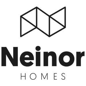 Logotipo de la promotora Neinor Homes