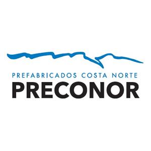 Logotipo de la empresa Preconor