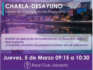 EVENTO EINF Grant Thornton @ Real Club Jolaseta
