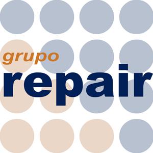 Grupo Repair. Logo