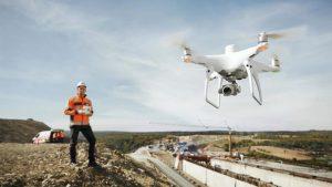 """WEBINAR_ """"TOPOGRAFÍA, INVENTARIOS Y SEGUIMIENTO DE OBRAS CON DRONES"""