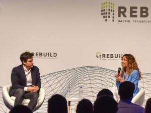 Congreso Nacional de Arquitectura Avanzada y Construcción 4.0. Rebuild 2021 @ IFEMA MADRID