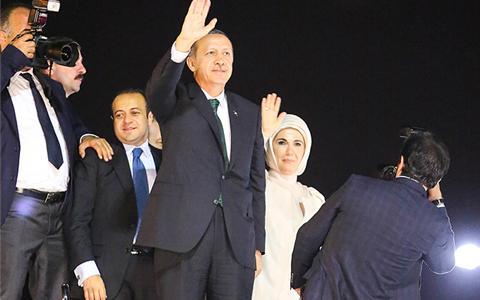 erdogan pulang