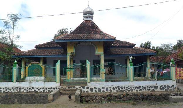 Masjid di Mbawa