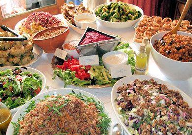pameran makanan