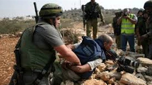 kekerasan tentara israel
