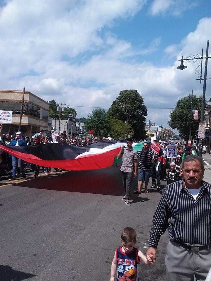 Solidarity With Gaza Di AS 2