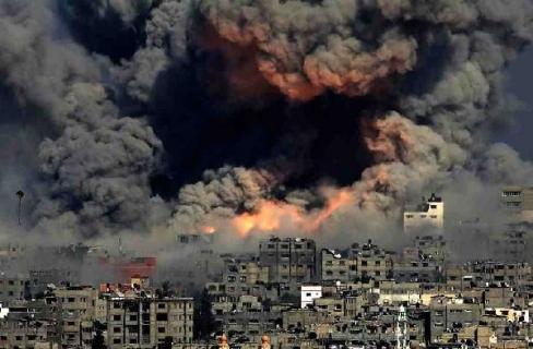 gaza tonight
