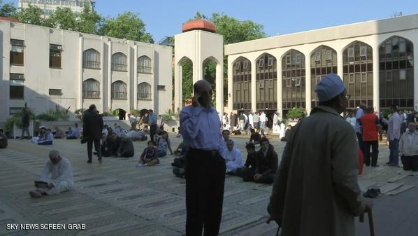 muslim di eropa