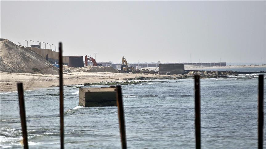 pantai Gaza