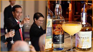 Jokowi Buka Pintu Izin Investasi untuk Industri Miras Besar sampai Eceran