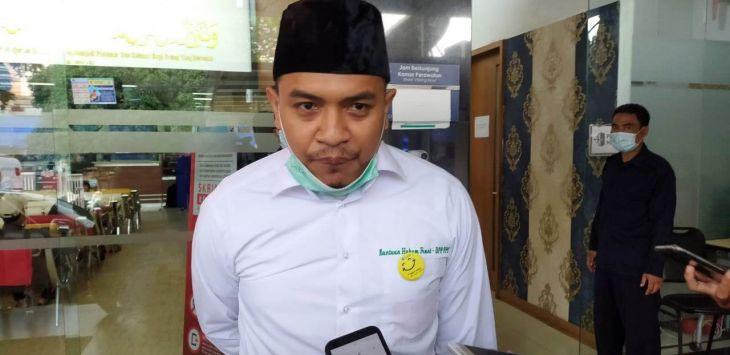 Mantan Sekretaris Bantuan Hukum FPI Aziz Yanuar. Foto: Adi PojokBogor.com
