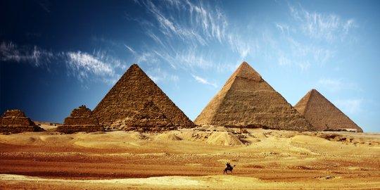 Begini Hasil Reka Ulang Wajah Firaun, Raja Mesir Dibinasakan Allah di Laut Merah