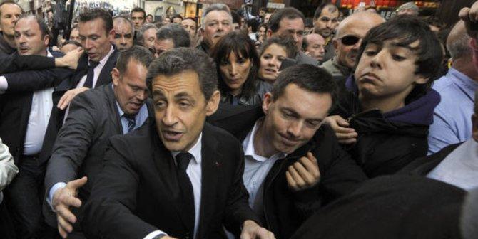 Mantan Presiden Prancis Nicolas Sarkozy Dipenjara karena Kasus Korupsi