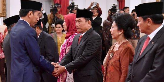 Moeldoko Jadi Ketum Versi KLB, Jokowi Didesak Demokrat Segera Bersikap