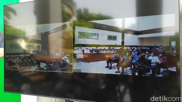 Kubu Habib Rizieq Debat Jaksa Saat Bahas AD/ART FPI