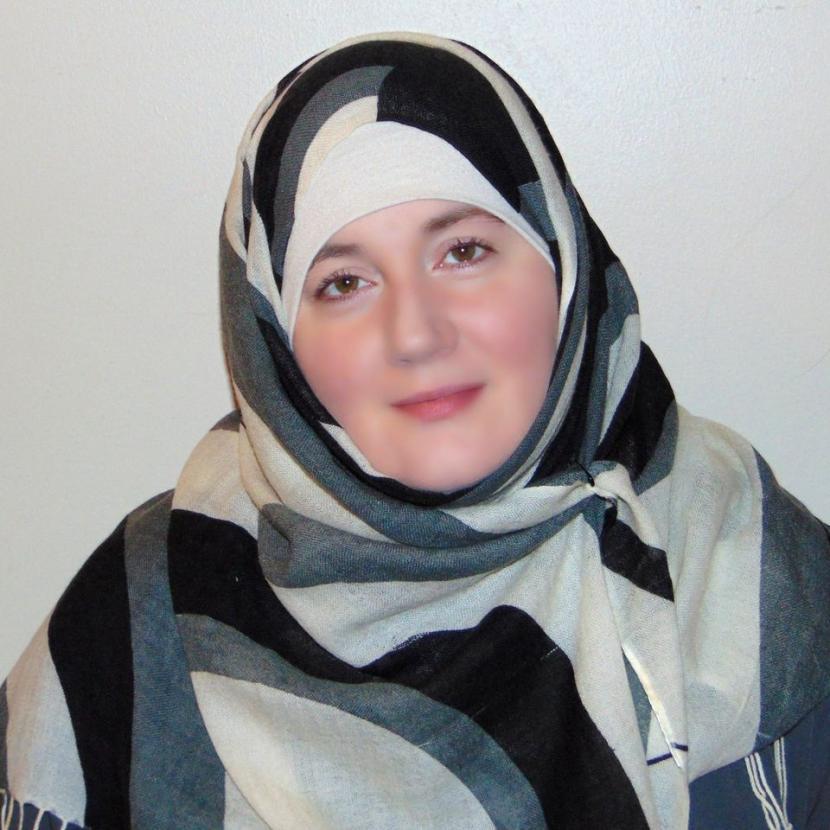 Mualaf Sumayyah Meehan, Islam Solusi Disiplinkan Hidupnya | Republika Online