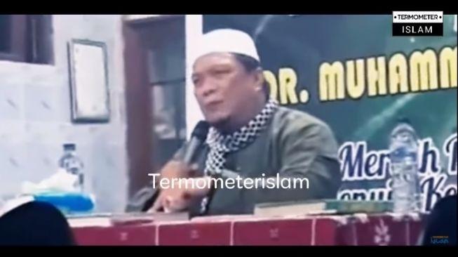Video Yahya Waloni Bandingkan Murtad dan Mualaf. (YouTube/Termometer Islam)